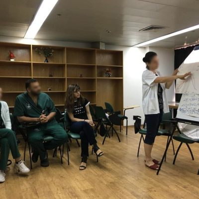 תוכנית פיתוח חוסן למניעת שחיקה בעבודה, בית החולים שיבא, תל השומר
