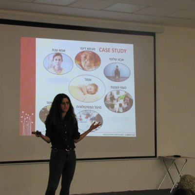 מעבר מתפישה מקצועית מקומית לתפישה מערכתית הרצאה בפורום מובילי הגיל הרך מחוז ירושלים